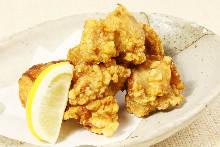 鹽酥本土雞