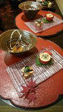 9,504日圓套餐 (9道菜)