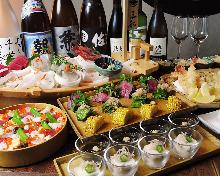 5,500日圓套餐 (7道菜)