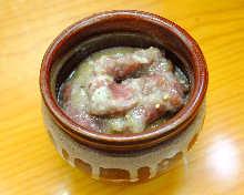 烤罐醃橫膈膜(兩側特定肉)