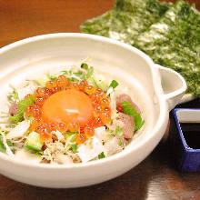 爆彈紫菜壽捲