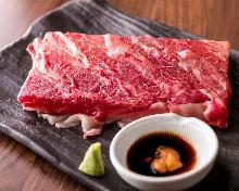 岩鹽炙烤和牛臀肉