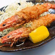 炸日本龍蝦