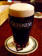 健力士黑啤酒