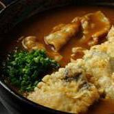 咖哩蕎麥麵