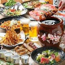 3,990日圓套餐