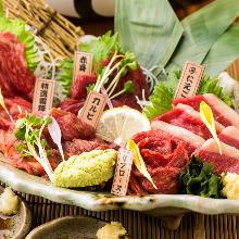 5,916日圓套餐 (8道菜)