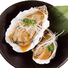 鹽辛 (牡蠣)