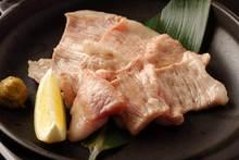 炙烤豬頸肉