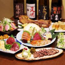 5,000日圓套餐 (10道菜)