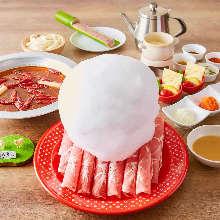 4,180日圓套餐 (9道菜)
