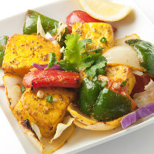 起司蔬菜串燒