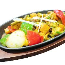 溫鮮蔬沙拉
