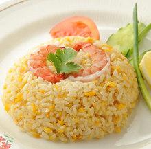 泰式鮮蝦炒飯