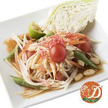 泰式青木瓜沙拉
