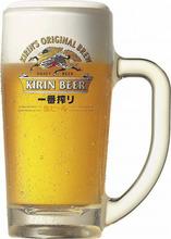 麒麟一番搾啤酒