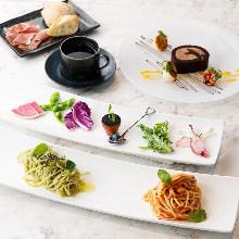 2,200日圓組合餐 (6道菜)