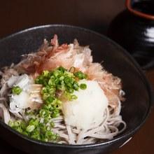 白蘿蔔泥蕎麥麵