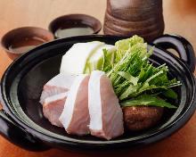 石斑魚火鍋
