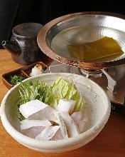 鯛魚涮涮鍋