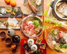 13,200日圓套餐 (7道菜)