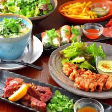 5,980日圓套餐 (7道菜)