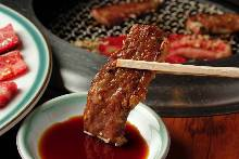 5,700日圓套餐 (20道菜)