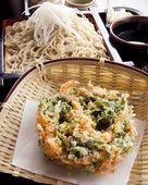 炸什錦蕎麥麵