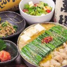 2,700日圓套餐 (5道菜)