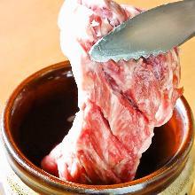 烤罐醃肋肉