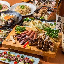 4,980日圓套餐 (10道菜)
