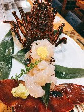 烤伊勢龍蝦