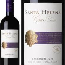 聖海倫娜黃金時代卡曼納葡萄酒