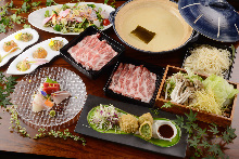4,298日圓套餐 (7道菜)