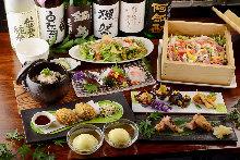3,850日圓套餐 (8道菜)