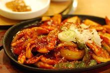 韓式椒醬炒