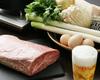 國產和牛肩胛骨內側肉 壽喜燒