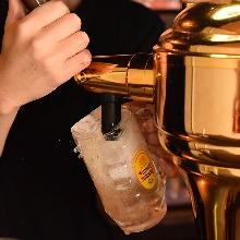 超碳酸角瓶高球杯