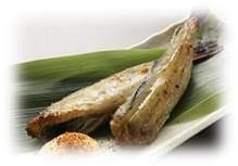 鹽烤細身寬突鱈