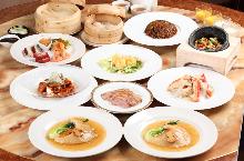 6,980日圓套餐 (10道菜)