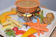 香蒜鯷魚熱沾醬