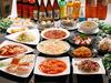 含有海鮮陳麻婆豆腐・雪蟹・北京烤鴨的套餐