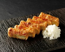栃尾油炸豆腐