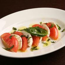 義式番茄沙拉