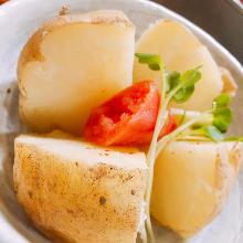 明太子奶油馬鈴薯