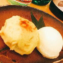 日式烤紅薯