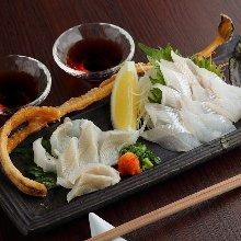 星鰻(生魚片)
