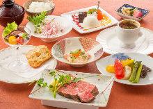 6,600日圓套餐 (10道菜)