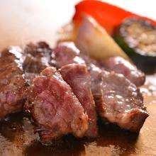 5,000日圓套餐 (8道菜)