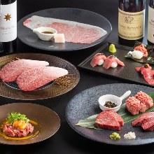 5,000日圓套餐 (9道菜)
